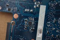 Toshiba c850-R12 - Touchpad nie działa Num-lock świeci nie działa kilka klawiszy