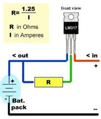 Jak zrobić układ zapalający kolejno diody przy wzroście napięcia