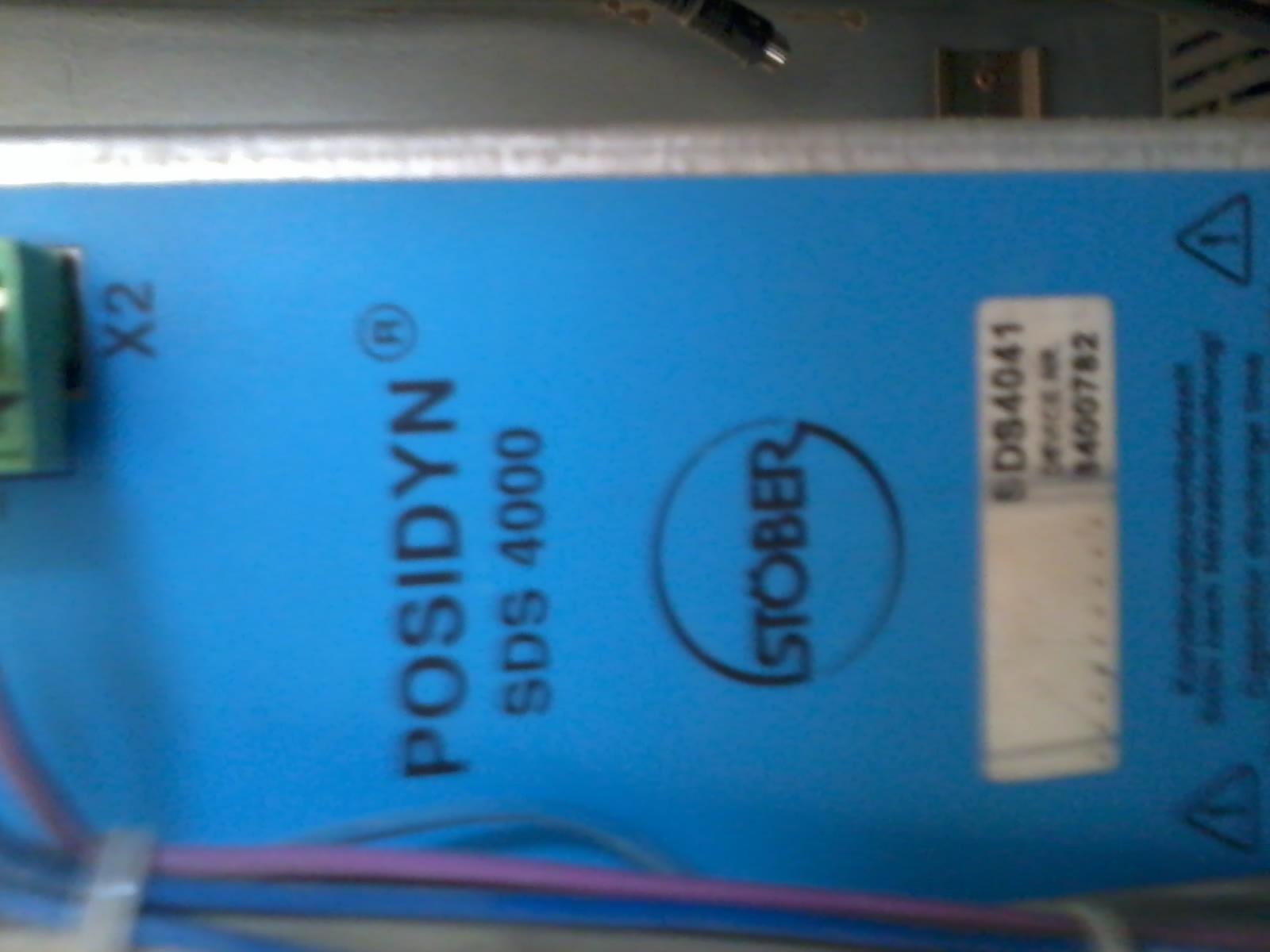 St�ber  POSIDRIVE FDS4000 - Robi oko�o 3/4 zadanego wymiaru.