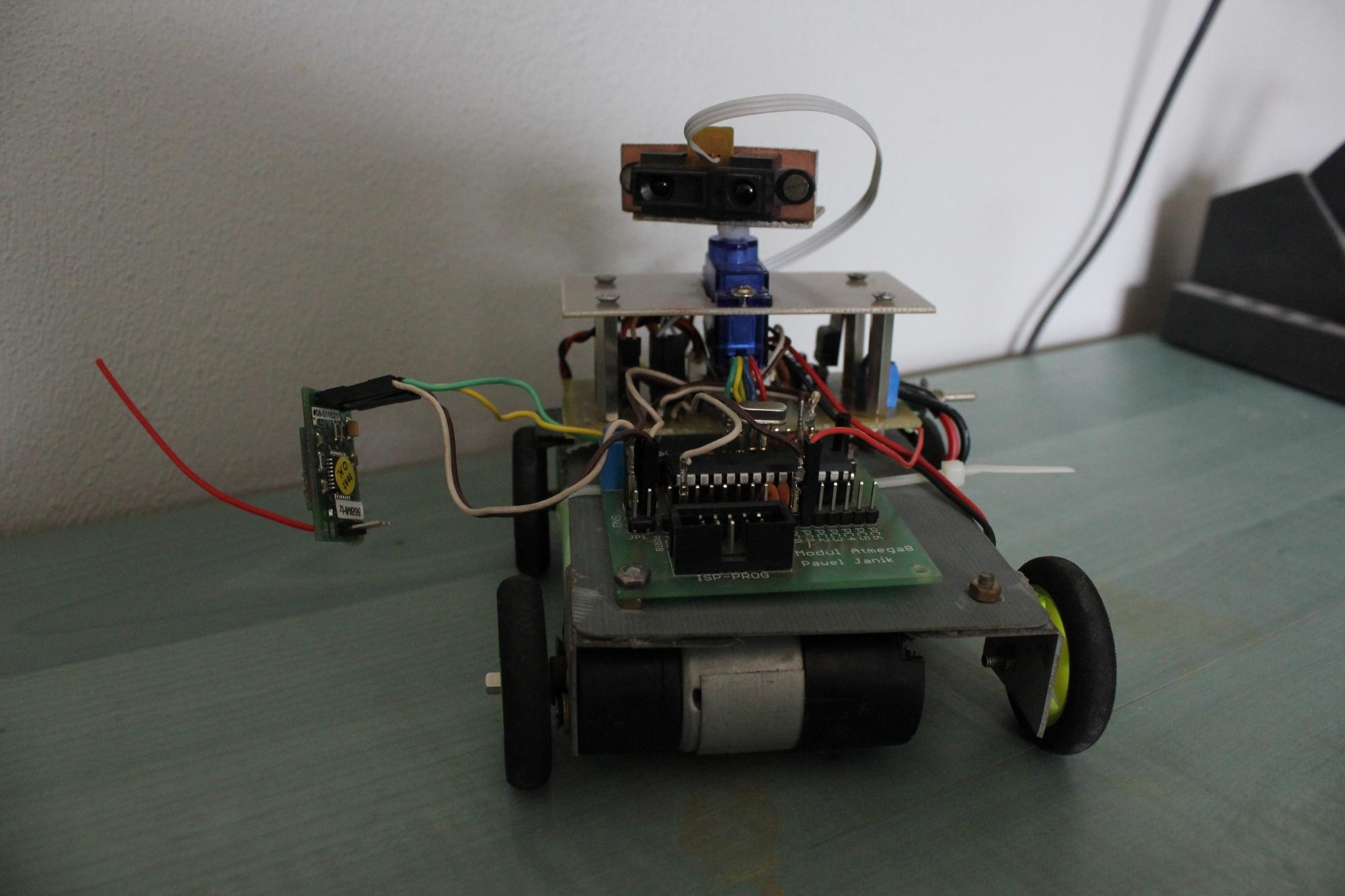 Robot EV - 00 - ma�a zabawka edukacyjna