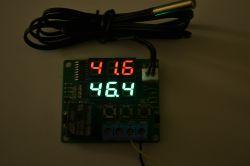 Cyfrowy termostat XH-W1219 - opis i recenzja