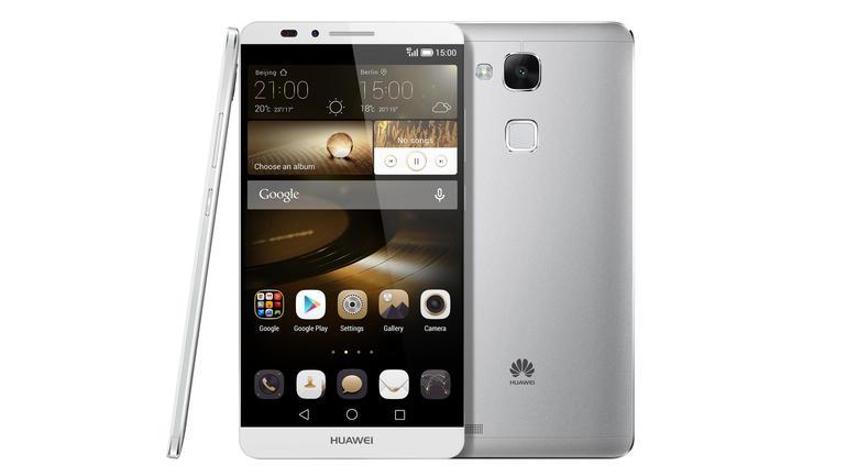 "Huawei Ascend Mate 7 - phablet z 6"" ekranem 1080p, 8-rdz. ARM i kamer� 2K"