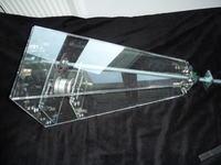 Projekt �opat do modelu ma�ej elektrowni wiatrowej o mocy 4W, praca inz.