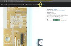 Samsung UE48H6400 - TV po wymianie kompletu listw led - brak podświetlania