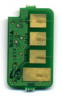 Samsung ML-1665- zasypanie tonera