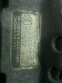 Buggy Kawasaki Zx12r - Dwa różne alternatory w jednym układzie zasilania