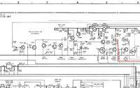 Denon PMA-1080R - Zanika jeden kanal