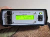 Bazowy miernik częstotliwości 5Hz-1.3GHz