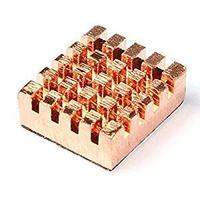 Radiator wzmacniacza TDA7297 - wysoka temperatura