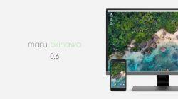 Maru 0.6 Okinawa - nowy system dla smartfonów