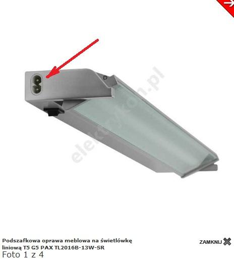 O�wietlenie w kuchni - dob�r rodzaju lamp
