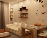 Projekt kina domowego wbudowanego w ścianie - dobór sprzętu