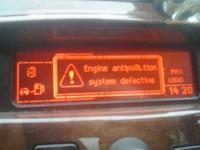 Peugeot 607 - Nie idzie si� po��czy� nawet planetem - tryb awaryjny