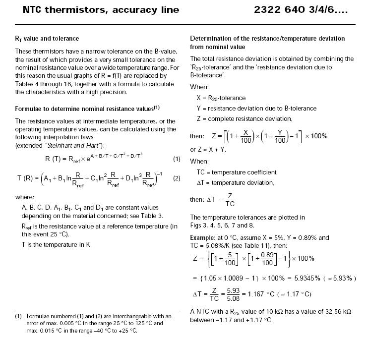 Porównanie dwóch temperatur (zmieniających się)