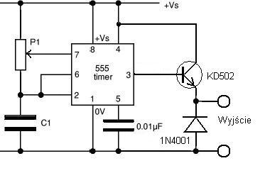 regulator obrotów silnika prądu stałego na 12v