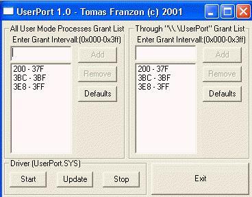 Bascom- nie wykrywa programatorów na LPT