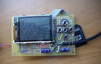 Odtwarzacz muzyki Atmega S65 SD WAV3