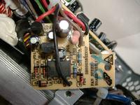 Mode Com model: MC-350ATX i obroty wentylatora.