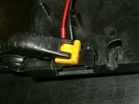 Rozłączające się USB i czytnik kart na panelu - zasilanie
