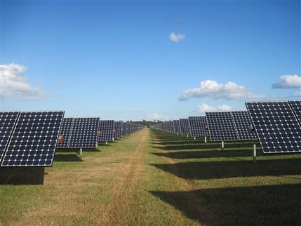 USA uruchamia największą farmę ogniw słonecznych w historii