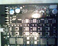 Urwany kondensator na GTX260 216core. Czym zastąpić?
