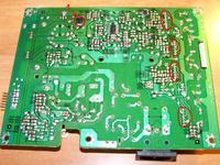 Benq FP71G - zielona dioda, brak obrazu