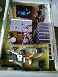 Zasilacz dwukanałowy symetryczny 2x30V 5A Lm317 lm337