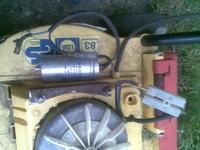 Zmiana silnika w kosiarce elektrycznej