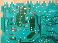 Siemens SF64A632-pobiera i spuszcza wodę świecą diody End i Kranik