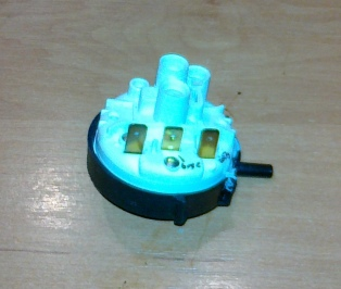 Zmywarka CANDY A 9010 Smart błąd E1 ale czasem zadziała