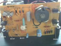 Elektryzator EBS 872/m głośno pracuje