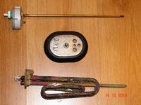 Bojler ARISTON Platinum SI-100 uszkodzona grzałka.