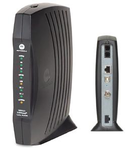 Motorola sbv5121e