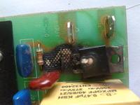 Tempro CIE-18B/2092 - Identyfikacja spalonego elementu
