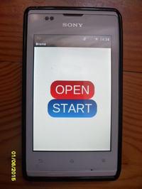 SMART_brama czyli sterowanie bramy poprzez Androida