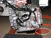 Toyota avensis II - Nie zmienia biegu