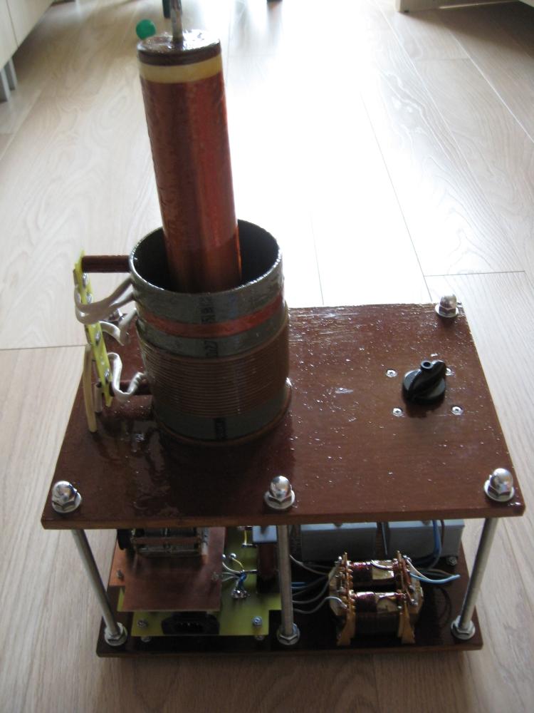 VTTC - Lampowy Generator Tesli - na 6P45S