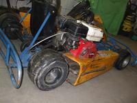 Honda gx160 ciężko silnik odpala