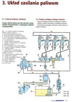 Berlingo 2.0 HDI 2003 - Jak sprawdzic pompę paliwa w baku bez jego demontażu