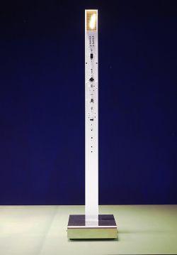 Elektroniczna świeczka z wyświetlaczem macierzowym
