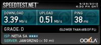 Problem - Dwa routery, dwie r�ne synchronizacje i osi�gi