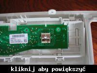 Mastercook PFD 1237 - Zabezpieczenie p�ytki panelu sterowania