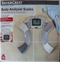 Waga �azienkowa SilverCrest Z28447-RX - instrukcja obs�ugi PL