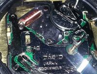 Wymiana baterii w CASIO AW-49H-7E (bateria typu SR920W).