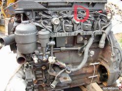 Mercedes Atego 818 2002 r - nie odpala.