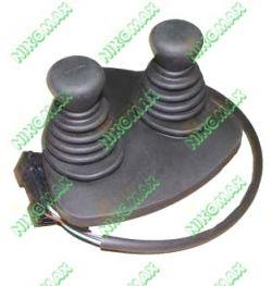 LINDE H20 391 2007r - Czasami nie działa joystick od pochyłu