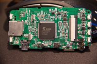 Kamera GS8000L - wsad pamięci