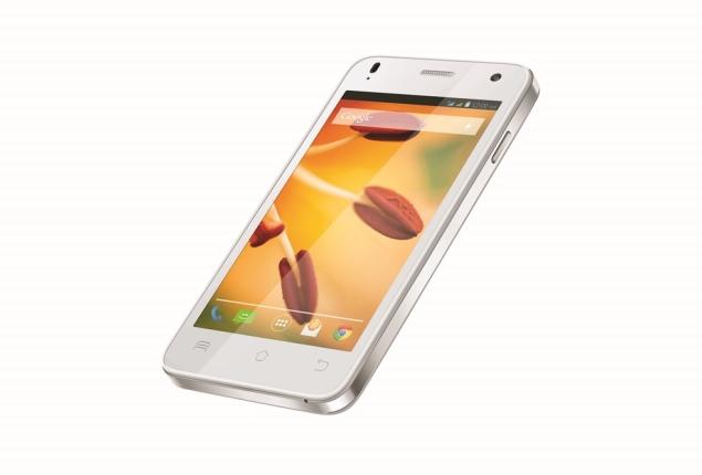 "Lava Iris X1 - niedrogi smartphone z 4,5"" ekranem, Dual SIM i KitKat"