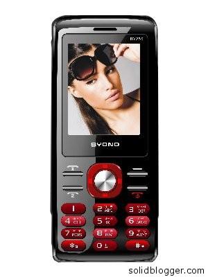 BY255 - niedrogi telefon dual SIM od Beyond Tech