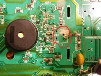 Pralka Electrolux EWF 1047 W - Uszkodzony moduł